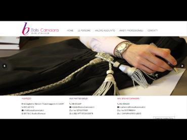 Realizzazione sito avvocati
