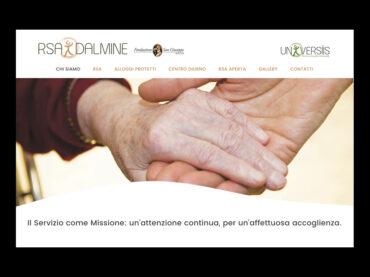 Realizzazione sito casa di cura a Dalmine